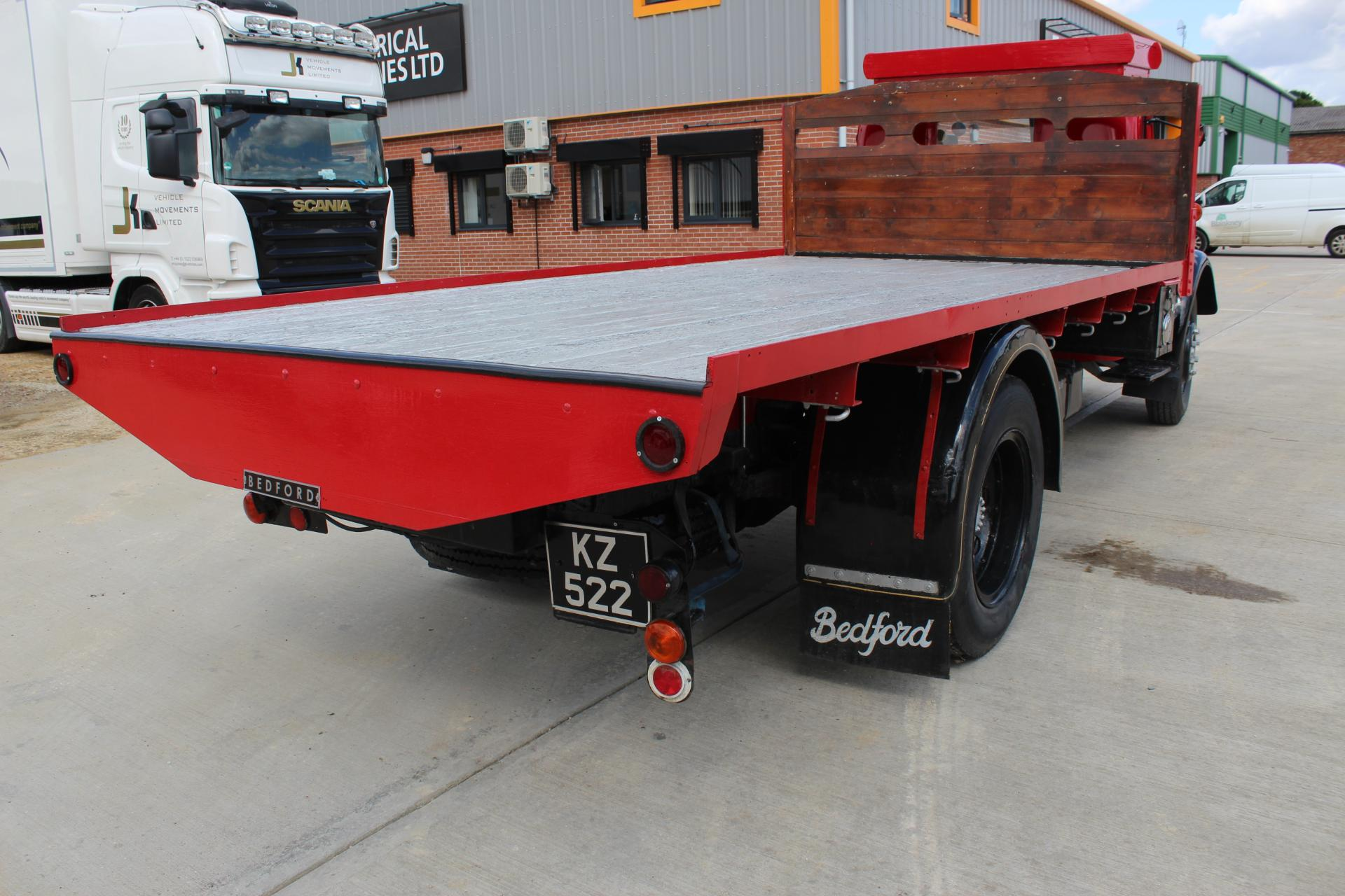 1945 (52) Bedford O-TYPE Flatbed For Sale In Lincoln, Lincolnshire