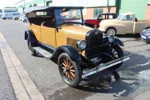 1926 94 Chevrolet SERIES K Superior Doors Convertible