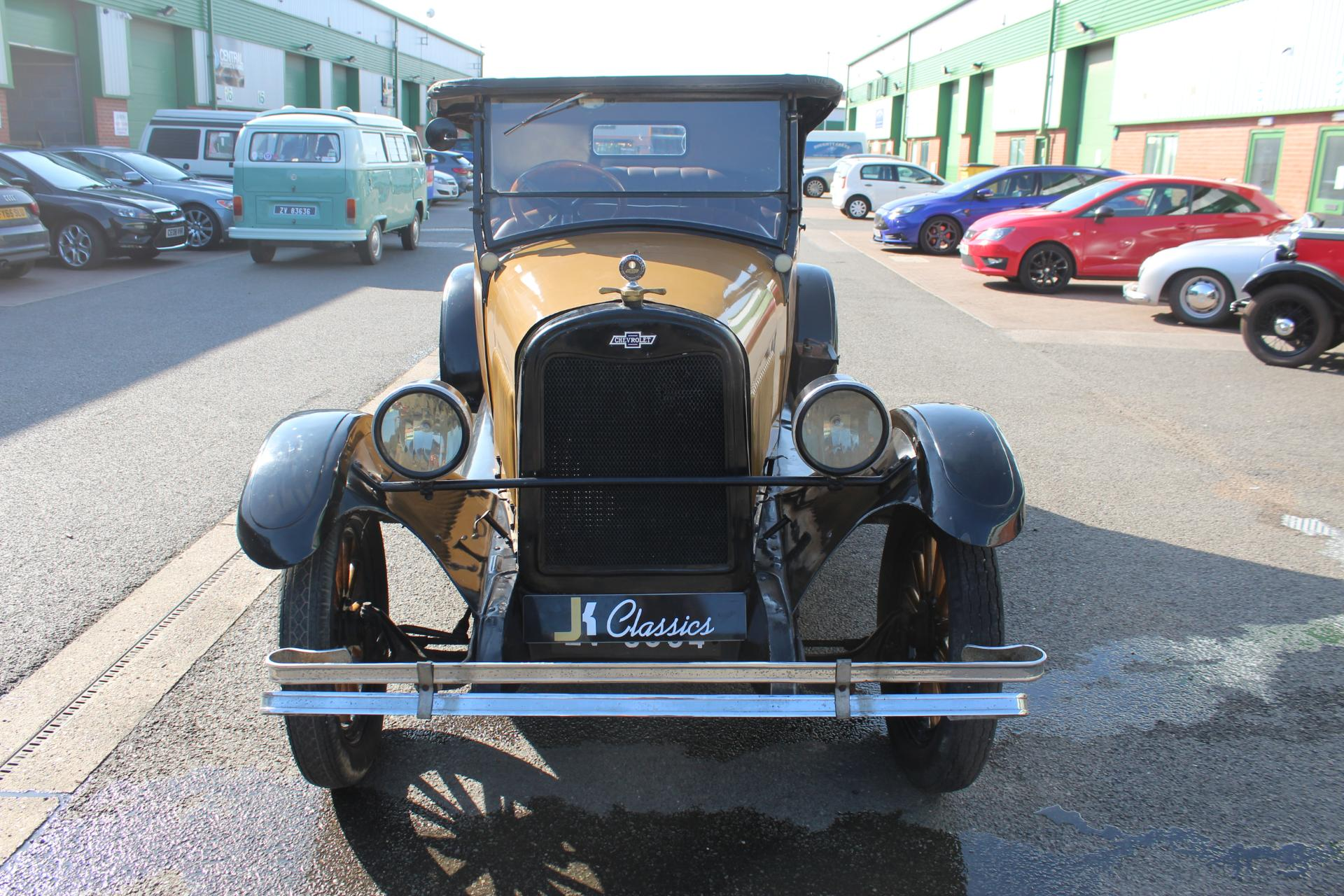 1926 (94) Chevrolet SERIES K Superior For Sale In Lincoln, Lincolnshire