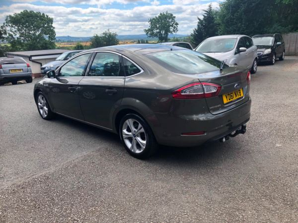 2011 (61) Ford Mondeo 2.0 TDCi 140 Titanium X 5dr AUTOMATIC For Sale In Stratford-upon-Avon, Warwickshire