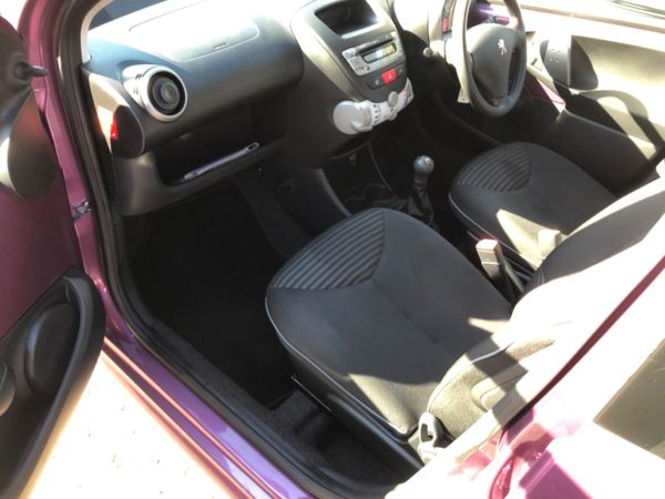 2014 (14) Peugeot 107 1.0 Active 5dr ZERO ROAD TAX For Sale In Stratford-upon-Avon, Warwickshire
