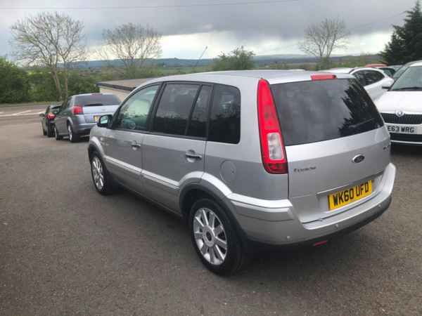 2010 (60) Ford Fusion 1.6 Titanium 5dr AUTOMATIC For Sale In Stratford-upon-Avon, Warwickshire