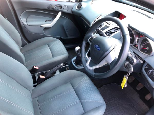 2011 (11) Ford Fiesta 1.4 Zetec 5dr 1 OWNER FROM NEW. For Sale In Stratford-upon-Avon, Warwickshire