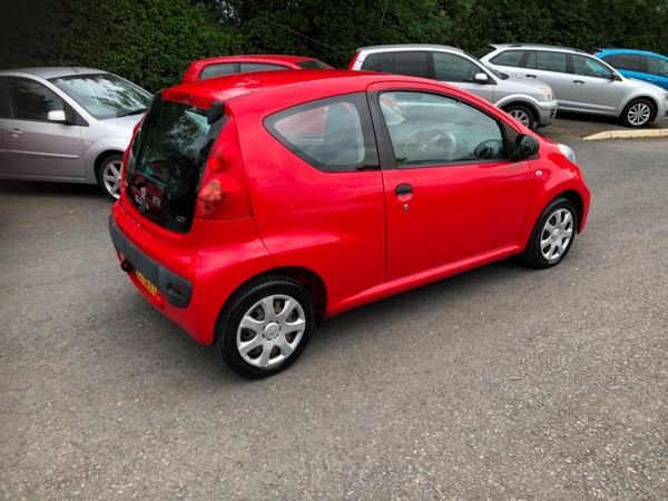 2011 (61) Peugeot 107 1.0 Urban Lite 3dr 1 OWNER ..£20 ROAD TAX LOW INSURANCE For Sale In Stratford-upon-Avon, Warwickshire