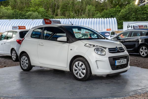 (2015) Citroen C1 1.0 VTi Feel 3dr
