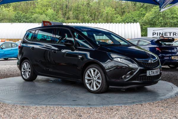 (2014) Vauxhall Zafira 2.0 CDTi [165] Elite 5dr [non Start Stop]