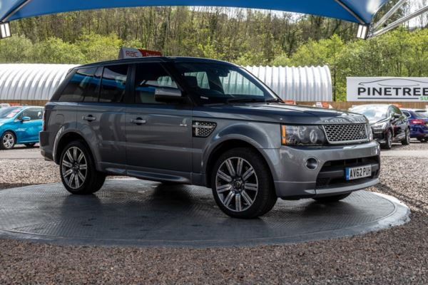(2012) Land Rover Range Rover Sport 3.0 SDV6 Autobiography Sport 5dr Auto