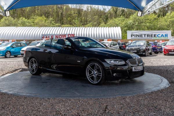 (2012) BMW 3 Series 325d M Sport 2dr Step Auto