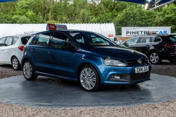 (2014) Volkswagen Polo 1.4 TSI ACT BlueGT 5dr DSG