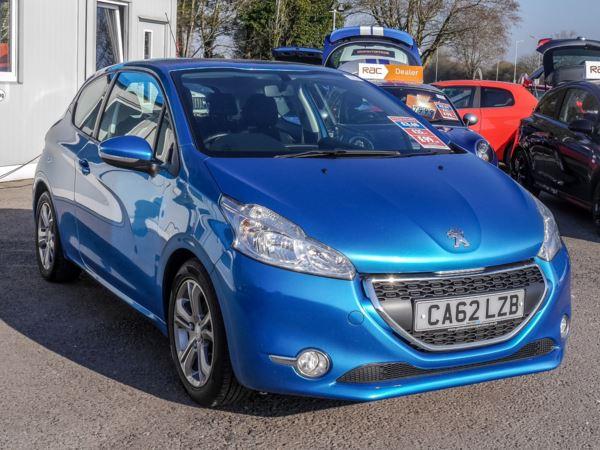 (2013) Peugeot 208 1.2 VTi Active 3dr