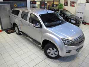 2012 62 Isuzu D-Max 2.5TD Eiger Double Cab 4x4 **NO VAT** 4 Doors Double Cab Pick-up