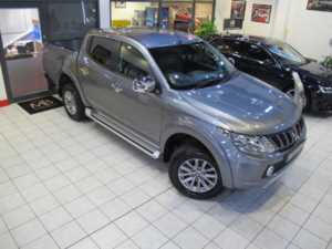 2018 68 Mitsubishi L200 Double Cab DI-D 178 Barbarian 4WD Auto *0% FINANCE AVAILABLE* Doors PICK UP