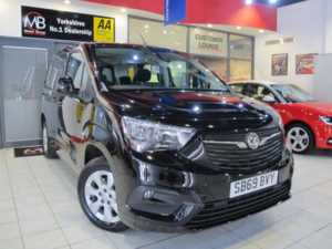 2019 69 Vauxhall COMBO LIFE 1.5 Turbo D Energy 5dr [7 seat] +14 DAY MONEY BACK GUARANTEE+ 5 Doors MPV