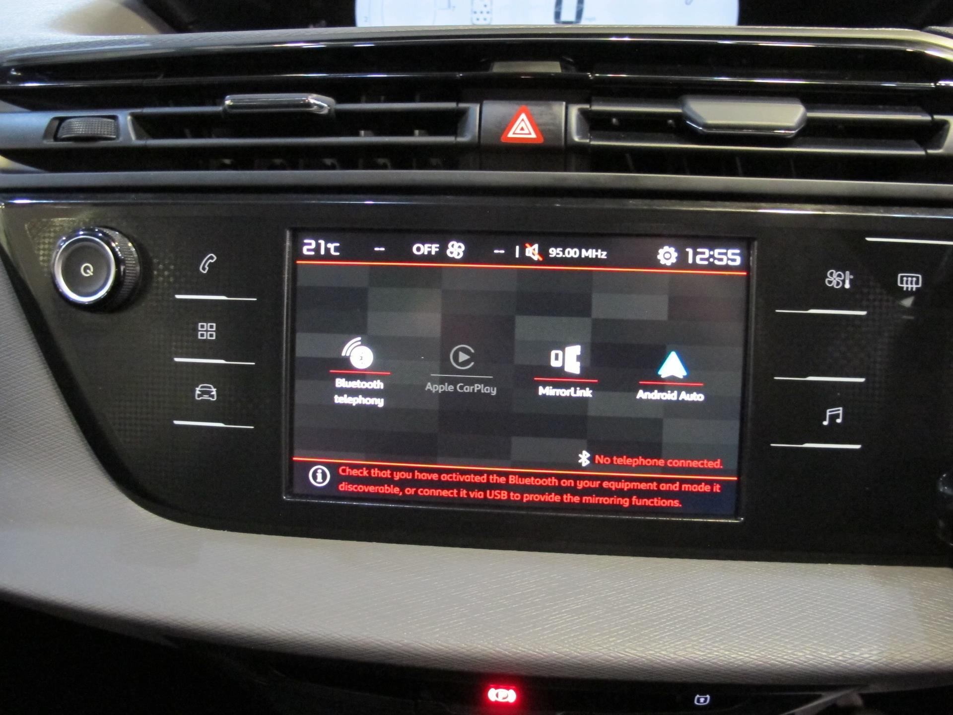 Used Citroen GRAND C4 PICASSO 1 6 BlueHDi 100 Touch Edition **ONLY