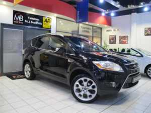 2011 11 Ford Kuga 2.0 TDCi 163 Titanium 4WD 5dr *A FINE EXAMPLE* 5 Doors SUV