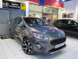 2020 20 Ford Fiesta 1.0 EcoBoost Active X Edition 5dr Automatic 5 Doors HATCHBACK
