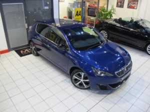 2015 65 Peugeot 308 2.0 BlueHDi 180 GT 5dr EAT6 5 Doors HATCHBACK