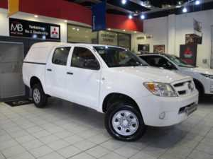 2014 56 Toyota Hilux Double Cab Pick Up **NO VAT** 4 Doors Pick Up
