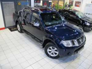 2012 61 Nissan Navara Double Cab Pick Up Tekna 2.5dCi 190 4WD **NO VAT** 4 Doors Double Cab Pick-up