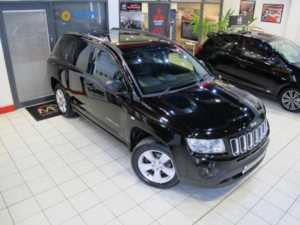 2012 12 Jeep Compass 2.2 CRD Sport + 5dr [2WD] 5 Doors 4x4