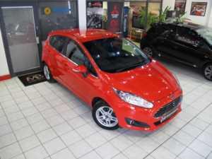 2014 63 Ford Fiesta 1.25 82 Zetec 5dr **ONLY £30 ROAD TAX** 5 Doors Hatchback