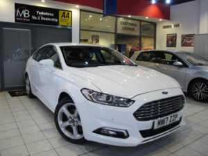 2017 17 Ford Mondeo 2.0 TDCi 180 Titanium 5dr **SAT NAV** ++14 DAY MONEY BACK++ 5 Doors HATCHBACK