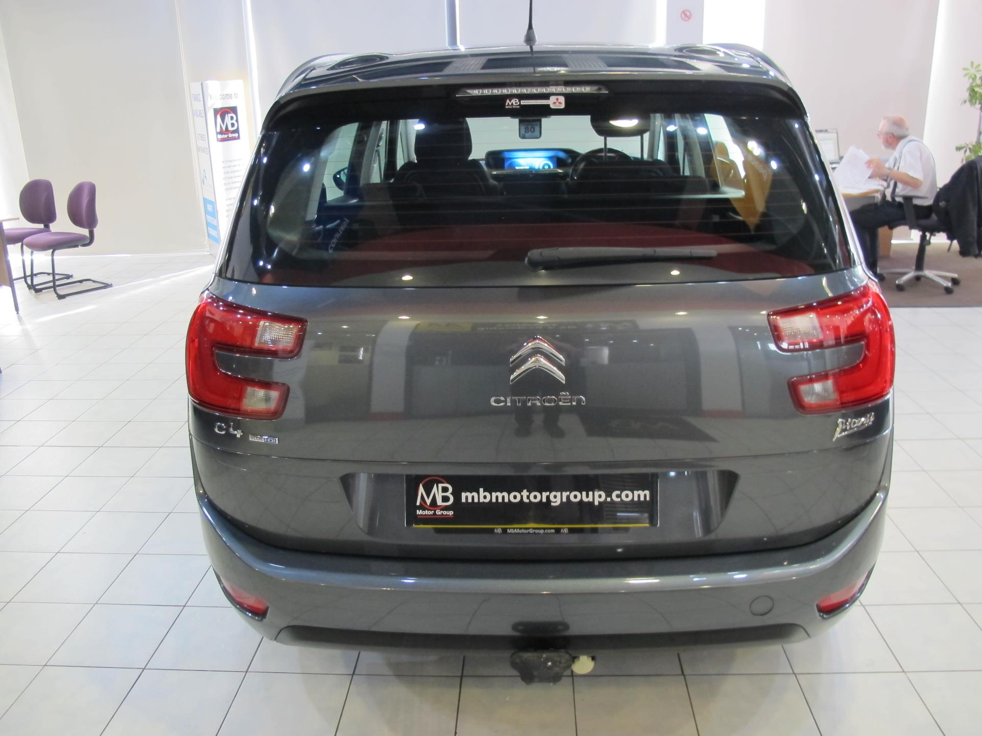 Used Citroen GRAND C4 PICASSO 1 6 BlueHDi Exclusive 5dr