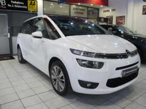 2016 16 Citroen GRAND C4 PICASSO 1.6 BlueHDi Selection 5dr **PAN ROOF**ONLY £20 ROAD TAX** 5 Doors MPV