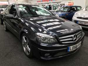 2009 (58) Mercedes-Benz CLC CLC 220 CDI Sport 3dr Auto From £8650+Retail package. For Sale In Thornton-Cleveleys, Lancashire