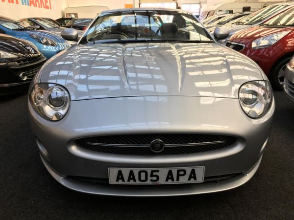 2006 (06) Jaguar XK 4.2 Automatic Convertible For Sale In Thornton-Cleveleys, Lancashire