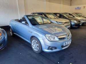 2007 07 Vauxhall Tigra 1.4i 16V 2 Doors CONVERTIBLE