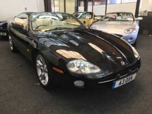 2002 Jaguar XK8 4.0 2dr Auto Convertable For Sale In Thornton-Cleveleys, Lancashire