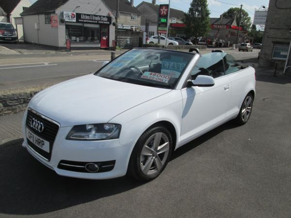 2011 (11) Audi A3 1.6 TDI Sport 2dr For Sale In Ilchester, Somerset