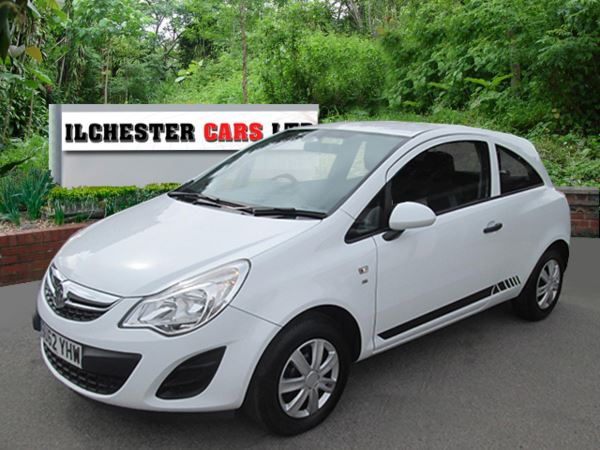 2012 (62) Vauxhall Corsa EFS 1.0 For Sale In Ilchester, Somerset