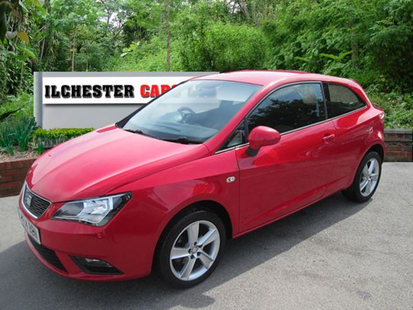 2014 (14) SEAT Ibiza TOCA For Sale In Ilchester, Somerset