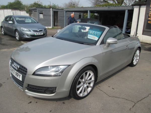2007 (57) Audi TT 2.0T FSI 2dr For Sale In Ilchester, Somerset