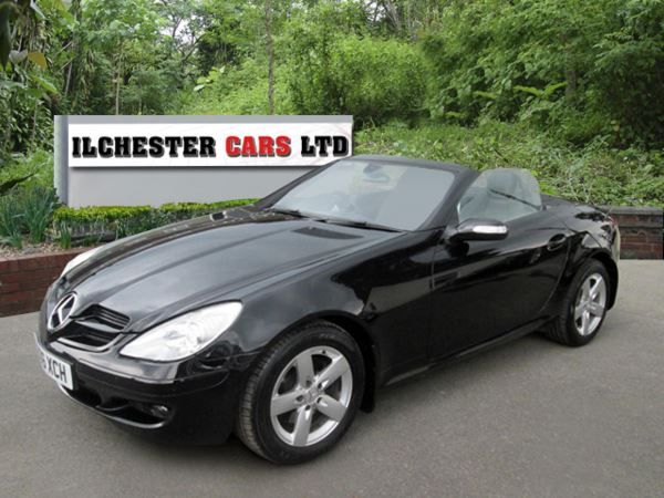 2006 (06) Mercedes SLK280 AUTO For Sale In Ilchester, Somerset