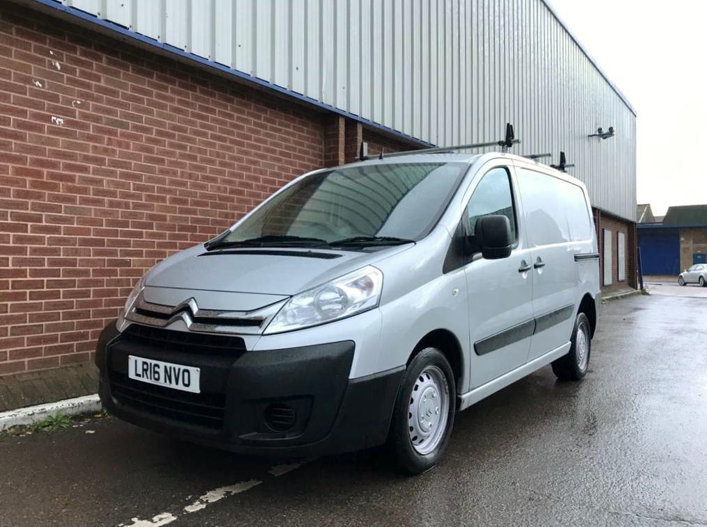2016 (16) Citroen Dispatch 1000 1.6 HDi 90 H1 Van Enterprise For Sale In Chesham, Buckinghamshire