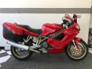1998 R Ducati ST 2 ONLY 5,811 KM (3,610 MILES) Doors
