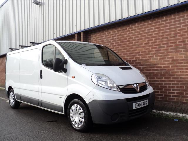 2014 (14) Vauxhall Vivaro 2.0CDTI [115PS] LWB Van 2.9t Euro 5 For Sale In Chesham, Buckinghamshire
