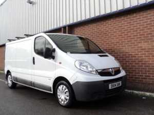 2014 14 Vauxhall Vivaro 2.0CDTI [115PS] LWB Van 2.9t Euro 5 Doors PANEL VAN