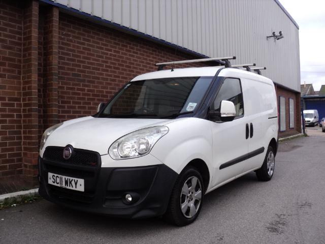 2011 (11) Fiat Doblo 1.6 Multijet 16V SX Van (NO VAT) For Sale In Chesham, Buckinghamshire