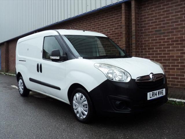 2014 (14) Vauxhall Combo 2300 1.6 CDTI 16V 105ps H1 L2 LWB Van For Sale In Chesham, Buckinghamshire