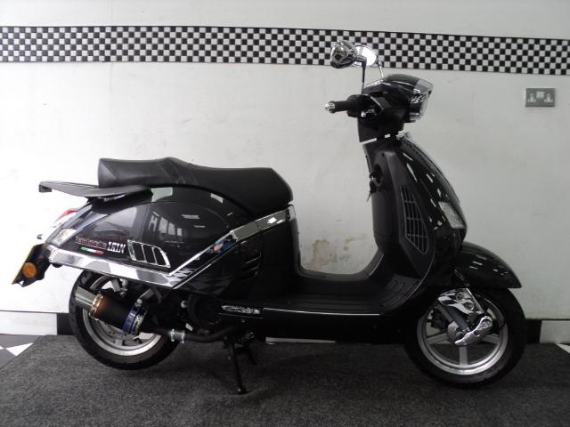 2017 (17) Lambretta 150 ONLY 2,000 MILES (VERY RARE) For Sale In Chesham, Buckinghamshire