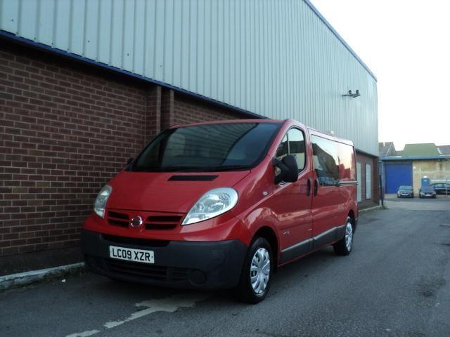 2009 (09) Nissan Primastar 2.0 dCi SE LWB Van 115ps (Only 52,000 Miles) For Sale In Chesham, Buckinghamshire