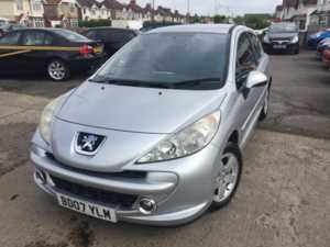 2007 07 Peugeot 207 1.4 16V Sport 3dr LOW INSURANCE+CAMBELT+LONG MOT+2 KEYS+EXCELLENT CONDITION 3 Doors Hatchback