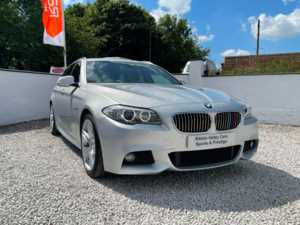 2013 63 BMW 5 Series 530d [258] M Sport 5dr Step Auto 5 Doors ESTATE