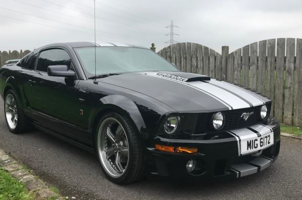 2007 Ford MUSTANG GT For Sale In Lytham St Annes, Lancashire