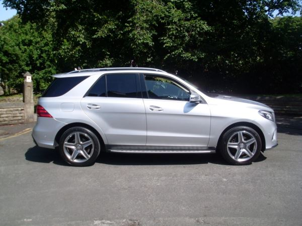 2015 (65) Mercedes-Benz GLE GLE 350d 4Matic AMG Line 5dr 9G-Tronic For Sale In Lytham St Annes, Lancashire