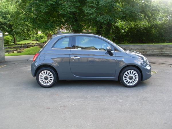 2017 (17) Fiat 500 1.2 Lounge 3dr [Start Stop] For Sale In Lytham St Annes, Lancashire